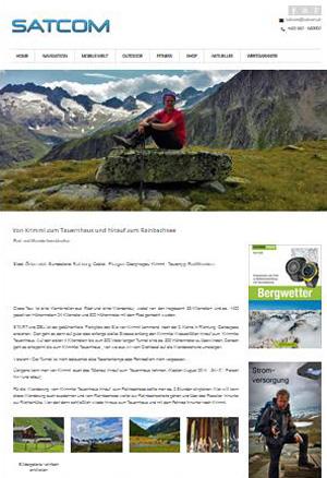 GPS Tour: Von Krimml übers Krimmler Achental zum Rainbachsee