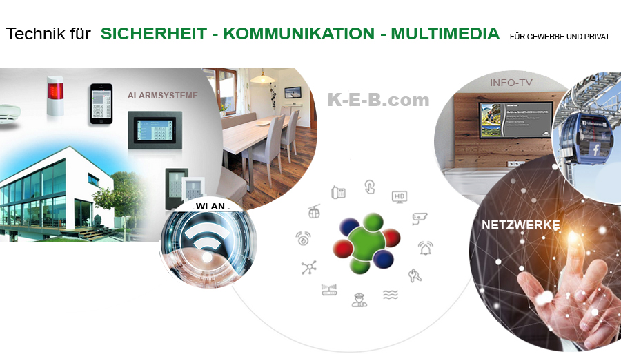 K-E-B-Kommunikationstechnik