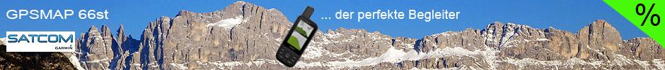 GPSMAP 66st - jetzt bei satcom Garmin shop Salzburg im Angebot