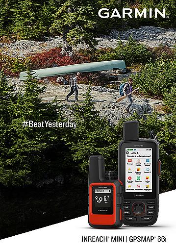 GPSMAP 66i und inReach mini
