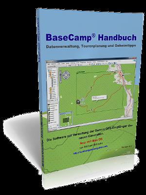 Handbuch zu Garmin Basecamp