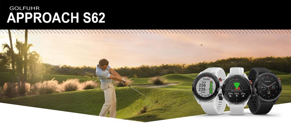 Golfuhr Approach S62