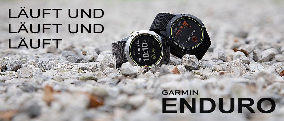 Garmin Enduro - Dauerläufer