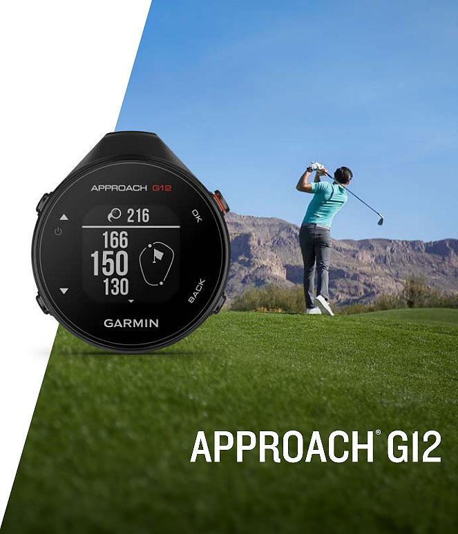 Golf Handgerät G12