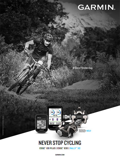 Garmin Mountainbike Rally