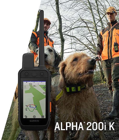 Garmin Hundeortung Alpha 200 i K